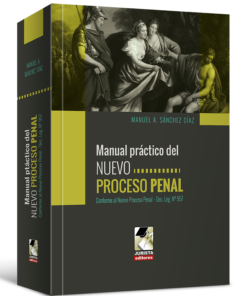 Manual práctico del nuevo proceso penal