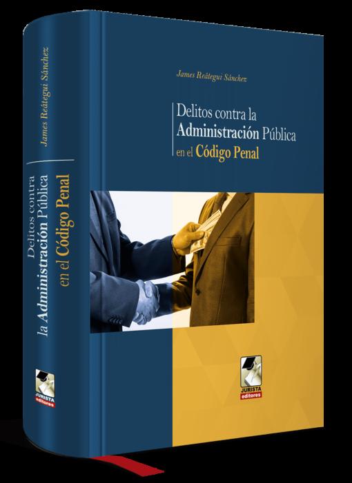 Delitos contra la administración pública en el código penal