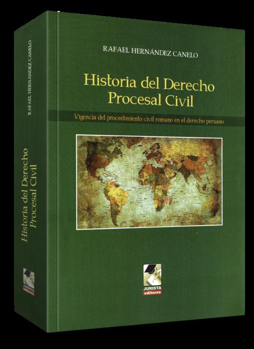 Historia del derecho procesal civil