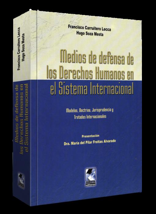 Medios de defensa de los derechos humanos