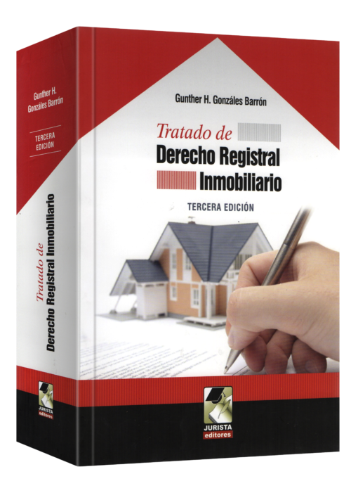 Tratado de derecho registral inmobiliario