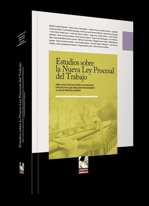 Estudios sobre la nueva ley procesal del trabajo