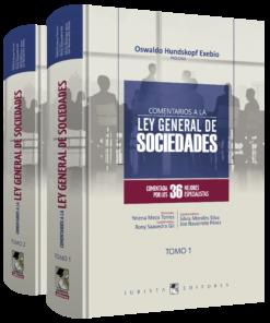 Comentarios a la ley general de sociedades