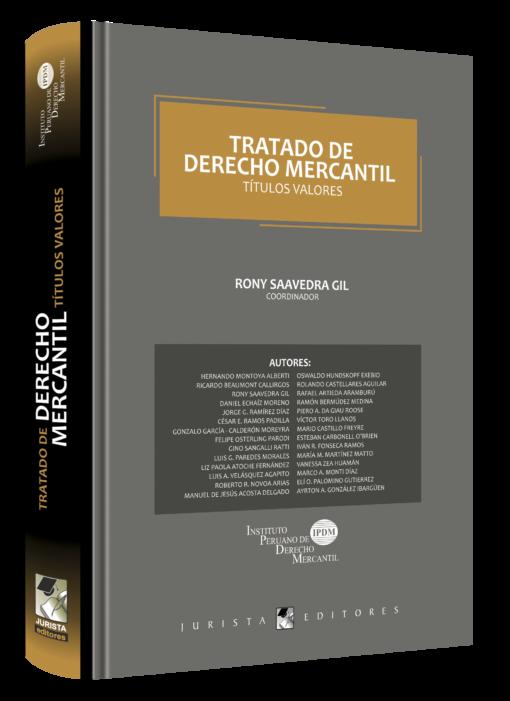 Tratado de derecho mercantil