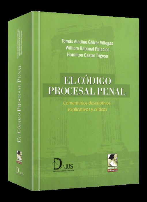 El código procesal penal