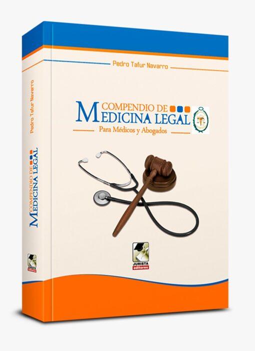 Compendio de medicina legal para médicos y abogados