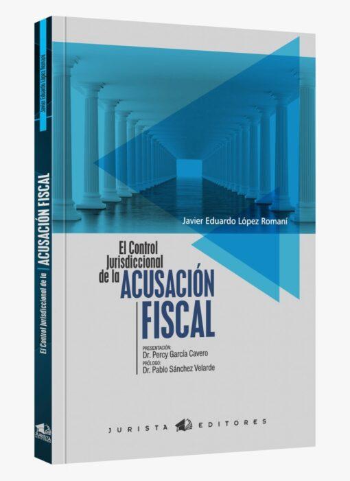 el control juridisccional de la acusación fiscal
